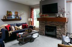 Jagoe Homes, Inc. Project: Enclave at Eagle Cliff, Ozark C1. Location: Evansville, Indiana. Lot 21.