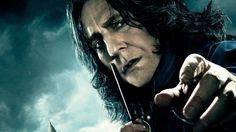 Severus snape - was he the best harry potter character? Harry Potter 7, Harry Potter Theories, Harry Potter Friends, Harry Potter Characters, Daniel Radcliffe, Voldemort, Emma Watson, Deathly Hallows Part 1, Ron And Hermione