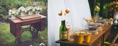 O casamento no jardim pode ser feito na chuva, no sol, na fazenda, na casa do pai/tio/avô/vizinho, basicamente em qualquer lugar que tiver um acúmulo de verde (e se rolar uma piscina junto, a gente promete que não vai reclamar).
