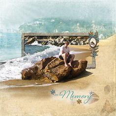 beach memory