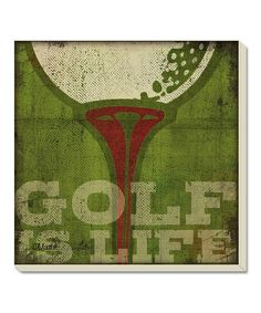 'Golf is Life' Coasters