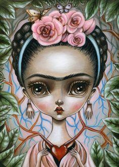 Frida's Heart, by Lauren Saxton.: