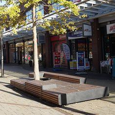 Herinrichting plein in Rijswijk Delft, Transformers, Steel Frame, City, Flowers