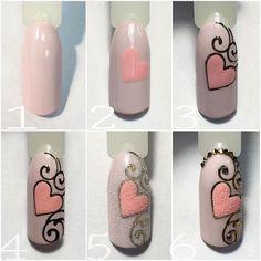 Красивые ногти. Уроки дизайна ногтей | VK