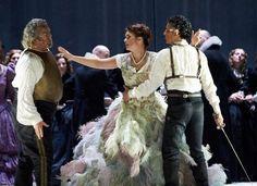 Otello back at La Scala after 145 year absence - Annalisa Stroppa (Emilia), Gregory Kunde (Otello), Olga Peretyatko (Desdemona), Juan Diego Flórez (Rodrigo), Edgardo Rocha (Jago) - La Scala, photo by Matthias Baus