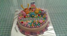 Backyardigan bday cake
