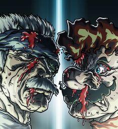 Mario vs Old Snake by Sebastian von Buchwald [Metal Gear Solid] Crossover, Shovel Knight, Mundo Dos Games, Super Mario Art, Goku Vs, Vs The World, Cool Face, Drawing Games, Metal Gear Solid