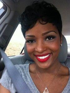 Beleza Negra on Pinterest | Beleza, Maquiagem and Dark Skin