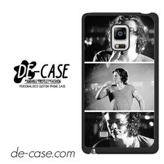 Harry Styles One Direction Concert DEAL-5174 Samsung Phonecase Cover For Samsung Galaxy Note Edge