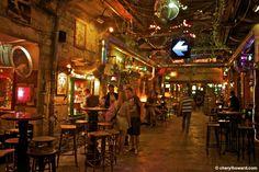 Rebecca's dive bar