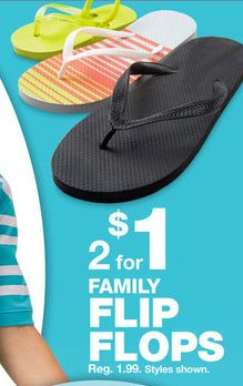 8f54751c3d3f3b  0.50 Flip Flops Online and In-Store ~ Kmart