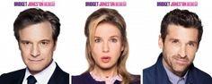 Bridget Jones'un Bebeği'nden Karakter Afişleri!