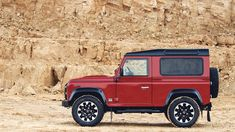Land Rover's celebration starts with a Land Rover Defender powered icon. This can only keep getting better from here. Landrover Defender, Nouveau Land Rover Defender, Defender 90, New Land Rover, Land Rover Series 3, Land Rovers, Cars Characters, Garage Addition, Jeeps