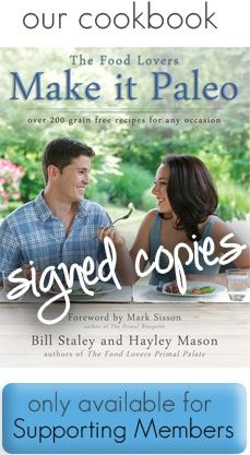 Loving Bill & Hayley's The Food Lovers Kitchen! Great recipes and beautiful inspiration!