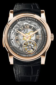 Roger Dubuis Minute repeater and flying tourbillon @DestinationMars #roger-dubuis #horlogerie @calibrelondon