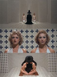 the holy mountain, jodorowsky