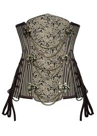 Renaissance faire are rocking, buy your steampunk corset here