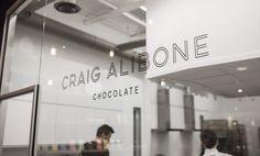 Craig Alibone Chocolate: Graphic Design & Tasty Photography
