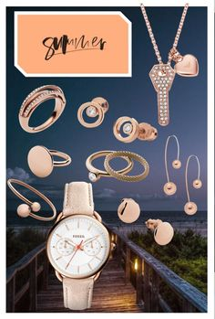 Beach party! Beach Party, Daniel Wellington, Fossil, Latest Trends, Accessories, Style, Swag, Fossils, Outfits