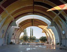 Desert Canto: Paolo Soleri's Arcosanti