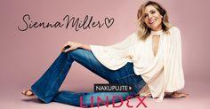 Dnes přichází do prodejny Lindex Nový Smíchov nová jarní kolekce, které propůjčila svou tvář oblíbená herečka Sienna Miller.
