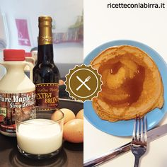 Pancake alla birra Extra Brune