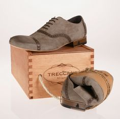 Extremely Soft Shoes by Treccani Milano