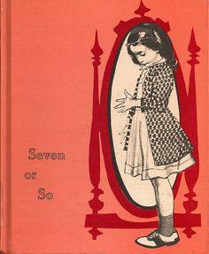 Seven or So (1960s?) book cover. designer/illustrator unknown