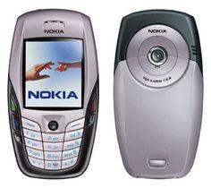 Смартфон Нокиа 6600