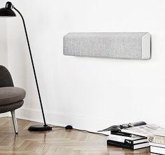 Der kabellose Lautsprecher für den Wohnbereich mit außergewöhnlichem Design sorgt für höchste Soundqualität. Hier entdecken und shoppen: http://sturbock.me/sY5