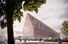 Ergebnis: Neubau Verbandsgemeindehaus in Montabaur...competitionline