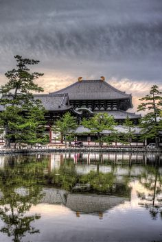 Todaiji Pond, Nara, Japan | Top Destination 2015 | Country Holidays Redefining Travel