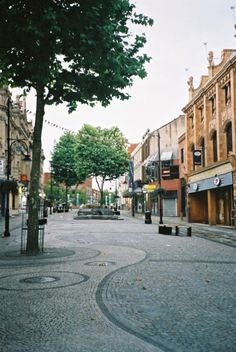 Warrington, England.....home! My mother and I were here when the IRA bombed Warrington. we had just left street to go for lunch when it went off.....we were so thankful and so sorry for those poor little boys, Johnathan and Tim
