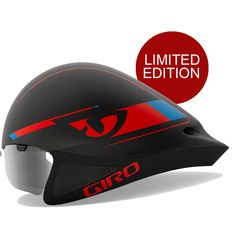 Giro Selector Time Trial Helmet with Shield Road Helmets