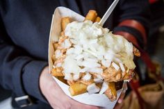 Moo Frites, a takeout spot in Kensington Market , is something Toronto has been lacking until now: a standalone shop that specializes. Toronto Vacation, Belgian Style, Good And Cheap, Coconut Flakes, Spices, Food, Restaurants, Adventure, City