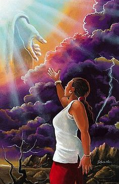 Precious Lord, Take My Hand by Lester Kern