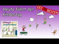 Heute fährt der Kinderzug - Die besten Kinderturnlieder || Kinderlieder - YouTube