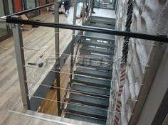 Znalezione obrazy dla zapytania linki stalowe schody