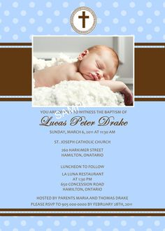 The amusing Baptism Invitations For Boy In Spanish picture below, is part of Baptism Invitation For Boys publishing which is arranged within baptism invitation, boy baptism, baptism invitation, baptism invitation template, boy baptism invitations, cheap baptism invitations, girl baptism invitations, lds baptism invitation and published at September 13, 2016. Baptism Invitation For Boys : Baptism Invitations For Boy In Spanish Baptism invitation for boys, A baptism is actually a ritual act…