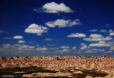 Amazing place! Badlands National Park, South Dakota
