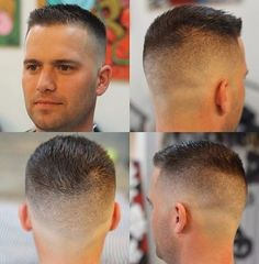 slick The 13 Original Styles of Military Haircut Regulations for Special Force Medium Hair Cuts, Short Hair Cuts, Short Hair Styles, Men Short Hair, Hairstyles Haircuts, Trendy Hairstyles, Classic Mens Hairstyles, Mens Hairstyles Fade, Short Fade Haircut