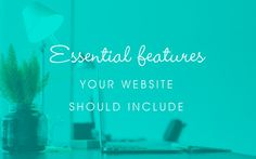 Essential Features Your Website Should Include | Blog | Oraco Marketing