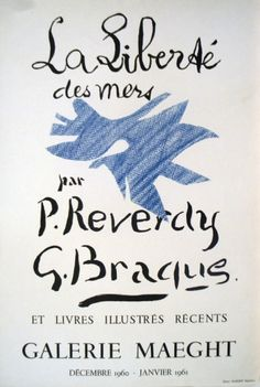 La Libertè des Mers Collectable Print by Georges Braque at Art.com