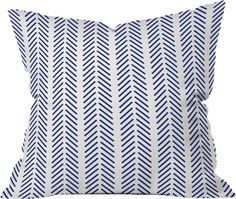 Nautical Lines Pillow