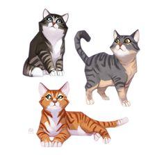 cat sketch More cat sketches. Kitten Drawing, Cute Cat Drawing, Cute Drawings, Cat Drawing Tutorial, Animal Sketches, Animal Drawings, Cat Character, Character Design, Posca Art