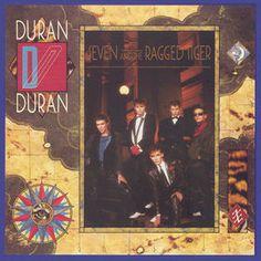 Carátulas de música Frontal de Duran Duran - Seven And The Ragged Tiger. Portada cover Frontal de Duran Duran - Seven And The Ragged Tiger Rock And Roll, Rock & Pop, Pop Rock Bands, John Taylor, Roger Taylor, Duran Duran Duran Duran, Duran Duran Albums, Simon Le Bon, New Wave