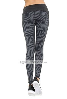187b419b43c69 Q Women's Sports Geometic Pants / Trousers Tights Leggings Yoga Activewear  Breathable Quick Dry. Buying WholesaleTight ...