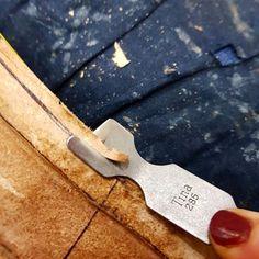 0b539f03650a A favourite tool... carreducker  carreduckershoemakingschool   carreduckerbespoke  shoemaking  shoemaker