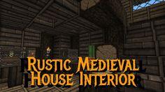 Minecraft Medieval House Interior Design 41995 Minecraft medieval house House interior Medieval houses