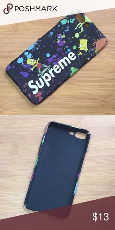 16 best iphone cases images iphone accessories, iphone phone casesbart simpson supreme iphone 7 plus case new case without box supreme accessories phone cases